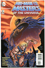 HE-MAN and the MASTERS of the UNIVERSE #2, VF/NM, Philip Tan, Sword, 2012, DC