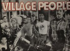 Village People Vinyl Records For Sale Ebay