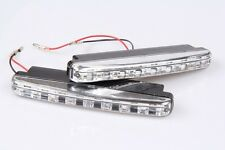 Tagfahrlicht 16 POWER SMD LED + R87 Modul E-Prüfzeichen Skoda