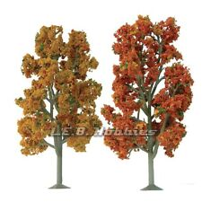 """JTT Scenery Products Fall Sycamore Tree N-Scale 2.5"""" to 3.5"""" Scenic 8/pk92104"""