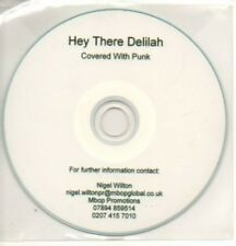 (708K) Hey There Delilah, Covered With Punk - DJ CD