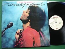 Cliff Richard Wired for Sound inc Daddy's Home & Once in A While + LP
