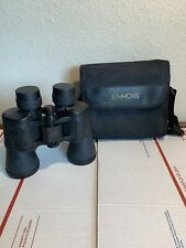 simmons binoculars 10x50 Wa Redline Coated optics 367ft @ 1000 yds