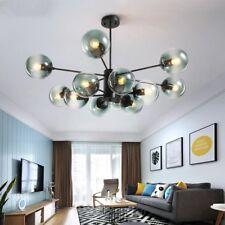 Creative molecular magic Glass ball chandelier room bedroom ceiling light lamp R