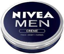 NIVEA MEN CREME CREAM FOR FACE-BODY-HANDS 75ml IDEAL GIFT
