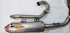 T-6 Stainless Full Exhaust System PRO CIRCUIT 5631570G (USED)
