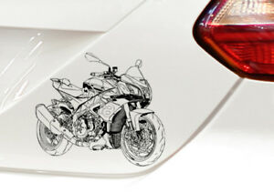 Auto Motorrad Aufkleber Sticker ähnlich Tuono V4 1100 Factory