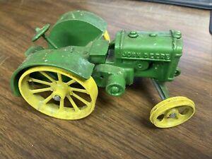 Vintage John Deere Toy Antique Tractor