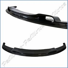 For BMW F30 F31 3-Series M Sport Front Bumper V Type Carbon Fiber Extension Lip