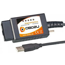 E-327 USB CANBUS OBDII OBD 2 dispositivo diagnostico Interface Set per molti veicoli
