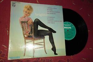 BRIGITTE BARDOT - 33 TOURS - 25 CM - ORIGINAL - BIEM - 1963 - 8 TITRES - T.B.E.
