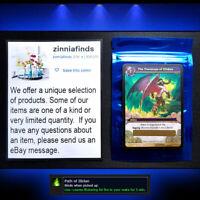 The Footsteps of Illidan Loot Card World of Warcraft Path of Illidan WoW TCG