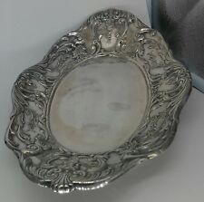 Wallace Grand Victorian, Serving Platter. A+ Detail, Excellant Condition