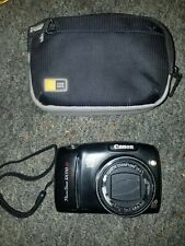 Canon PowerShot SX110 IS Digital Camera 9.0MP 3.0