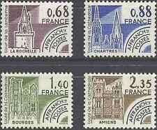 Timbres France préoblitérés 162/5 ** lot 26441
