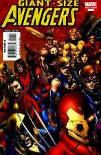 Stan Lee Giant-Size Avengers-Gossip Girls-Marvel one-shot estados unidos 2009 m/nm nuevo