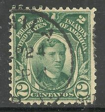 U.S. Possessions Philippines stamp scott 241 - 2 cents issue of 1906