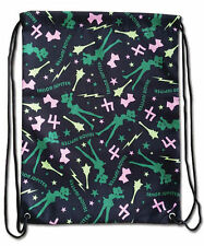 *NEW* Sailor Moon: Sailor Jupiter Pattern Drawstring Bag by GE Animation