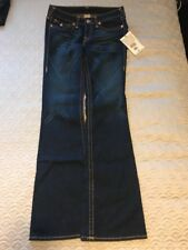 True Religion Womens Jeans Pants Becky Section Size 30