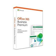 Microsoft Office 365 Business Premium (1-year Subscription) 1PC / Mac
