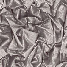3D Efecto de Tela de vinilo pintado aplastado Brillo Negro Gris Plata