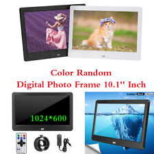 HD Digital Photo Frame Album Picture Electronic MP4 Movie Player Remote Control
