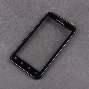 MOTOROLA DEFY MB525 / MB526 Touchscreen Digitizer Touch Display Glas mit Rahmen