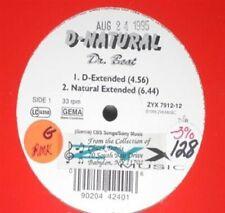 """D-Natural + Maxi 12"""" + Dr. beat (#zyx7912)"""