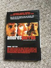 Amores Perros (Dvd, 2001) Only played once Like New