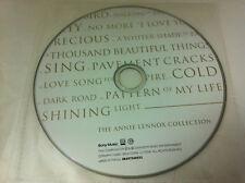 L'Annie Lennox Collection Compilation musique CD 2008 DISQUE SEULEMENT dans un