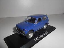 LADA VAZ 2121 NIVA COSSACK TAIGA LEGENDARY BALKAN CARS DEAGOSTINI IXO 1/43