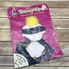 NEW Sealed 1993 Barneywear Drum Major Outfit for 14'' Barney Dinosaur Plush