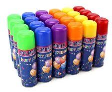 5 Cans Silly Goofy Crazy Prank Party String Spray Streamer Wedding Supplies