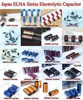 10V 16V 25V 35V 50V 63V 100V 10uf ~ 7400uf JP ELNA Series Electrolytic Capacitor