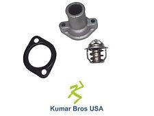 New Kubota KH-191 KH-60(H) KH-66/H KCL Thermostat Cover, Thermostat & Gasket