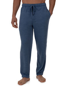 Fruit of the Loom Men's Breathable Mesh Knit Sleep Pant Size Small, Med, Lg NEW