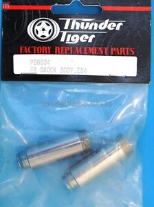 Thunder Tiger PD0604 Canne Amortisseurs Avant EB4 Fr Shock Body Modélisme