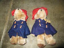 2 Original Paddigton Bears