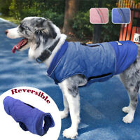 Waterproof Dog Coat for Cold Weather Jackets Winter Warm Chihuahua Clothes Pug