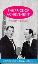 Price of Achievement: Coming Out in Reagan Days (Cassell Lesbian and-ExLibrary