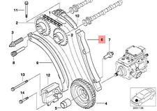 Genuine BMW E39 E46 Sedan Wagon Guide rail OEM 11312246810