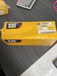 Solenoid 110-6465 1106465 CAT