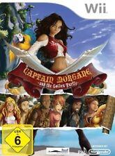 Nintendo Wii Spiel Captain Morgane & and the Golden Turtle NEUWARE