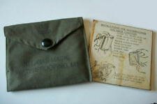 US WW2 - KIT GAS MASK WATERPROOFING M1 imperméabilisation masque à gaz