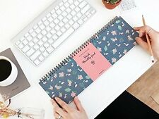 Iconic Weekly, Monthly Desk Pad Ver.2 / Pattern Scheduler Weekly