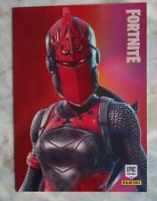 Trading Cards FORTNITE Serie 1 HOLO: RED KNIGHT # 285, PANINI