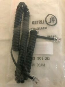 High Quality Handset Curly Cord for Panasonic Combo KX-TG.... phones