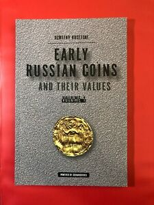 Early Russian Coins And Thair Values Manual On Coins Russian Vol. 1