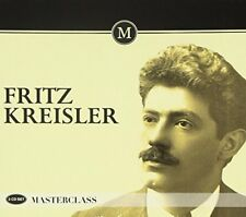 Fritz Kreisler  Masterclass [CD]