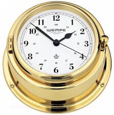 Horloge Quartz Bremen II Laiton De Wempe , Yacht, Bateaux, Navire, Montre